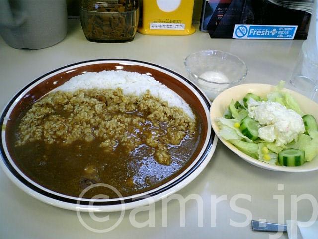 ポークカレー by COCO壱番屋