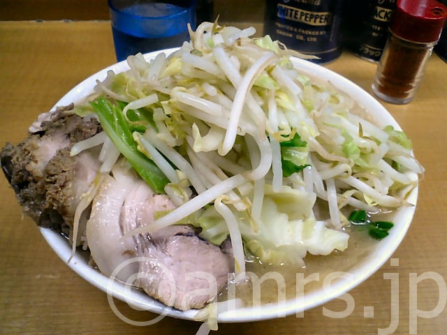 ラーメン二郎 八王子野猿街道店 by 南大沢駅