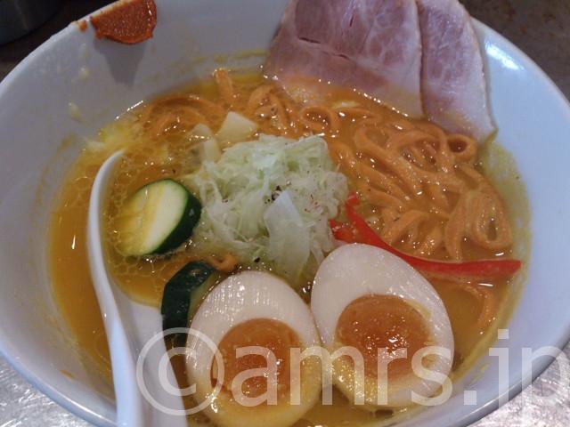 ソラノイロ japanese soup noodle free style@東京都千代田区