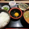 豚汁定食@松乃家