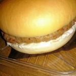 ビーフハンバーガー(ローソン40周年記念)@ローソン