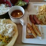 ココスの朝食バイキング(ドリンクバー付き)inホリデー@COCOS(ココス)