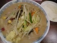 20151019_mansai_nisihatiouji_misotanmenrice