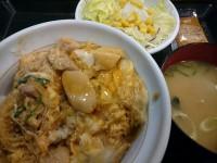 20150124_nakau_lunch_oyakodonsarada