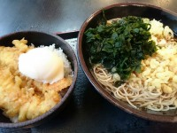20150406_yudetarou_lunch_toridonset