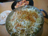 20160815_yakinikukinghatioujimatuki_keiouhorinouti_food002