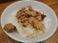 煮干し中華そば 麺屋 芝乃 ミニ焼豚ご飯