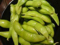 おすすめ屋上野店 ふっくら枝豆