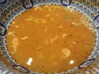 ラーメン激戦区 東京 丸の内 松戸富田麺絆 スープ割り