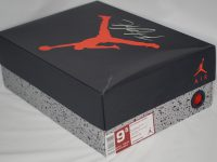 AIR JORDAN 4 RETRO FIRERED 箱 BOX