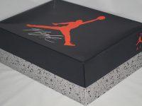 AIR JORDAN 4 RETRO FIRERED 箱 BOX