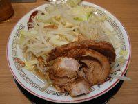 ラーメン豚山 上野店 東京都 台東区 ミニラーメン