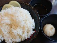 名物すた丼の店 八王子店 東京都 八王子市 ご飯 ライス 特製にんにくダレ マヨネーズ