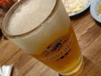 大衆酒場 晩杯屋 ファンデス上野店 東京都 台東区 ビール
