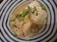 大衆酒場 晩杯屋 ファンデス上野店 東京都 台東区 牛テール出汁の肉豆腐