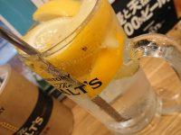 さかなの台所 オリエンタル 東口店 神奈川県 川崎市 レモンサワー