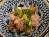 さかなの台所 オリエンタル 東口店 神奈川県 川崎市 お通し ネギトロ メンマ