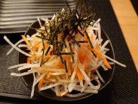 天ぷら さいとう 神田本店 東京都 千代田区 スーパーバリューコース サラダ