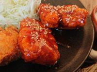 から好し 入間インター店 埼玉県 入間市 ヤンニョムチキン ももから揚げ 合盛り定食