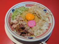 ソラノイロ食堂 東京都 豊島区 油そば 大盛り