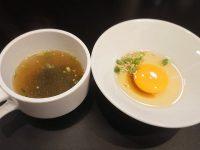 焼そばは飲み物。 ニュー新橋ビル店 東京都 港区 ワカメスープ スキヤキ卵
