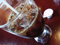 炭焼ハンバーグ&ステーキ ジョージ 東京都 八王子市 アイスコーヒー