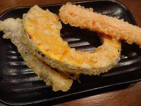 天ぷら さいとう 末広町店@東京都千代田区 野菜天