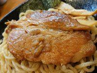 麺屋 土竜@東京都港区 でかい角煮