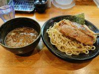 麺屋 土竜@東京都港区 つけ麺 でかい角煮