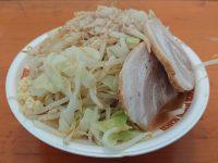 暴豚製麺所@大つけ麺博 美味しいラーメン集まりすぎ祭(東京都新宿区) しょう油ラーメン 野菜増し