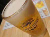 スパ串酒場 うまいける@東京都大田区 ビール