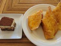 BONSALUTE CAFE(ボンサルーテ・カフェ)@秋葉原ワシントンホテル(東京都千代田区) ティラミス フレンチトースト