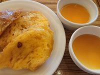 BONSALUTE CAFE(ボンサルーテ・カフェ)@秋葉原ワシントンホテル(東京都千代田区) フレンチトースト プリン
