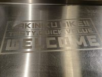 焼肉ライク 新橋本店@東京都港区 一人焼肉 お一人様 テーブル