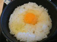 とんかつ かつ楽 高尾店@イーアス高尾(東京都八王子市) TKG 卵かけご飯