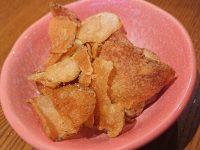 ブロンコビリー 八王子大和田店@東京都八王子市 サクサクポテトのチーズ揚げ