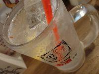 立ち呑み串カツ田中 新橋店@東京都港区 レモンサワー 1杯50円