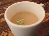 昭和洋食 開陽亭@品達品川(東京都港区) スープ