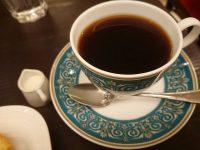 Café La MILLE(カフェラミル) 新橋店@東京都港区 フレンチトーストセット ドリンク コーヒー