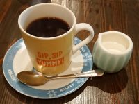 喫茶Y (キッサワイ)@大阪府大阪市 ホットコーヒー 飲み放題