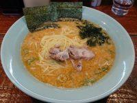 ラーメン チャチャチャ@らーめん たま館(東京都立川市) 味噌ラーメン中盛