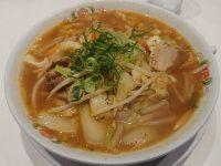 餃子の王将 イーアス高尾店@イーアス高尾(東京都八王子市) 野菜煮込みラーメン