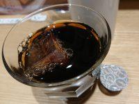 きたかた食堂@東京都港区 モーニング アイスコーヒー