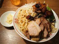 肉煮干中華そば さいころ 中野本店@東京都中野区 豚パンチ