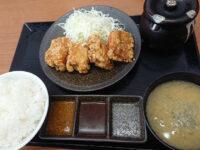 からやま 八王子並木町店@東京都八王子市 からやま定食