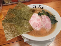 麺屋はやぶさ@東京都立川市 らーめん ニクの日チャーシュー