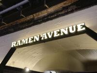 博多 新風 日比谷ラーメンアベニュー店@RAMEN AVENUE(東京都千代田区) 入り口