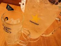 居酒屋それゆけ!鶏ヤロー 武蔵境店@東京都武蔵野市 ピッチャーハイボール