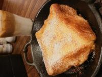 自家製フレンチトーストモーニング@ジョナサン 自家製フレンチトースト
