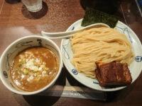 創始 麺屋武蔵@東京都新宿区 濃厚つけ麺 大盛り